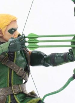Green Arrow 17 cm DC Universe The One:12 Collective