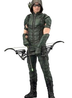 Green Arrow Artfx+ 18 cm 1/10 PVC