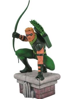 Green Arrow DC Comic Gallery Estatua 20 cm