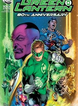 Green Lantern 80Th Anniversary 100 Page Super Spectacular 2000s Variant Cover Ivan Reis (June 2020)