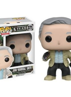 Hannibal Smith El Equipo A Pop Vinyl 10 cm The A Team Nº371