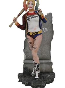 Harley Quinn DC Movie Gallery Estatua Suicide Squad 20 cm