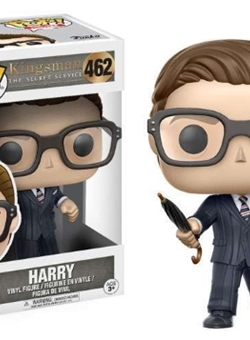 Harry Funko Pop Kingsman Nº 462