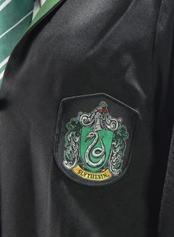 Harry Potter Vestido de Mago Slytherin