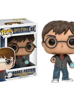 Harry Potter with Prophecy Pop! Vinyl 10 cm Nº 32