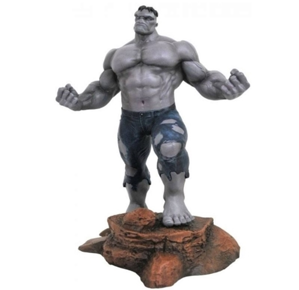 Hulk Gallery Grey Edition SDCC 2018 Exclusive