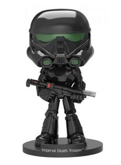 Imperial Death Trooper Rogue One Wacky Wobbler 16 cm