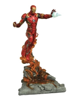 Iron Man Marvel Milestones Capitan America Civil War 53 cm