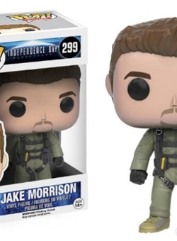 Jake Morrison Funko Pop 10 cm Nº 299 Independence Day 2