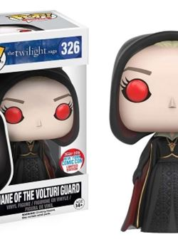 Jane of the Volturi Guard Funko Pop Crepusculo 10 cm NYCC16 Limited Nº 326