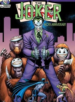 Joker 80Th Anniversary 100 Page Super Spectacular 1940s Variant Cover Arthur Adams (June 2020)