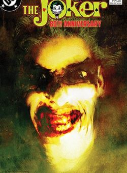 Joker 80Th Anniversary 100 Page Super Spectacular 1980s Variant Cover Bill Sienkiewicz (June 2020)