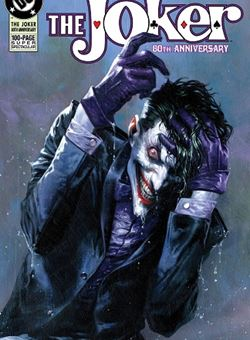 Joker 80Th Anniversary 100 Page Super Spectacular 1990s Variant Cover Gabriele Dell'Otto (June 2020)
