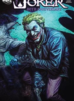 Joker 80Th Anniversary 100 Page Super Spectacular 2000s Variant Cover Lee Bermejo (June 2020)