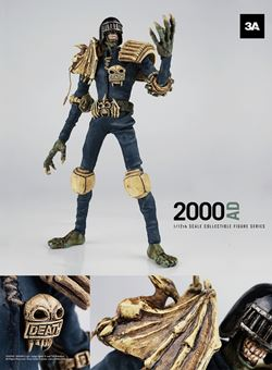 Judge Death Figura