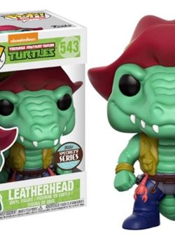 Leatherhead Funko Pop 10 cm Nº543 Speciality Series Teenage Mutant Ninja Turtles TMNT