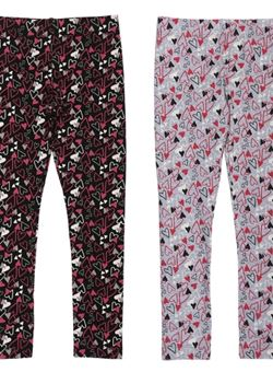 Leggings Minnie Disney Love corazones