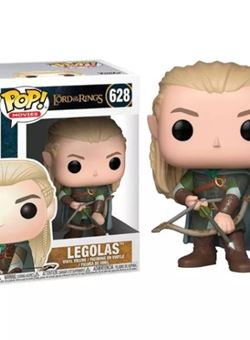 Legolas Funko Pop Lord of the Rings Nº628 LOTR