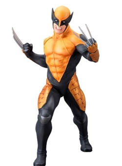 Lobezno Wolverine ARTFX+ 19 cm 1/10 PVC X-Men Marvel Now!