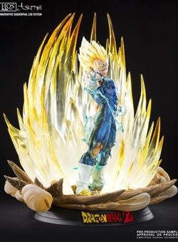 Majin Vegeta HQS+ by TSUME 1/4 Resina Dragon Ball