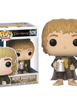 Merry Brandybuck Funko POP Lord of the Rings 10 cm Nº528 LOTR