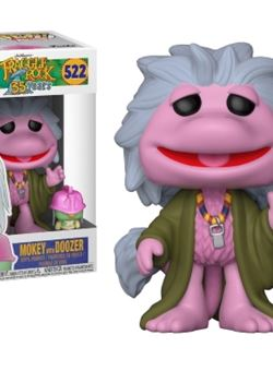 Mokey with Doozer Funko Pop 10 cm Nº522 Fraggle Rock