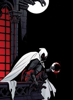 Moon Knight Nº 200 Cover Becky Cloonan (October 2018)