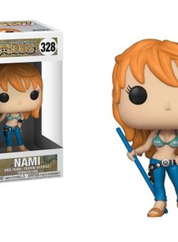 Nami Funko Pop 10 cm One Piece Nº328