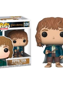 Pippin Took Funko Pop Lord of the Rings 10 cm Nº530 LOTR