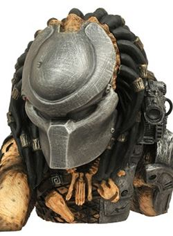Predator with mask