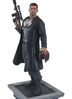 Punisher (Netflix TV Series) Marvel Gallery 30 cm 1/6 Castigador PVC
