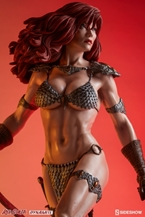 Red Sonja She-Devil with a Sword Premium Format Sideshow