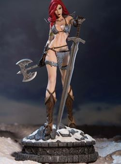 Red Sonja Women of Dynamite 29 cm