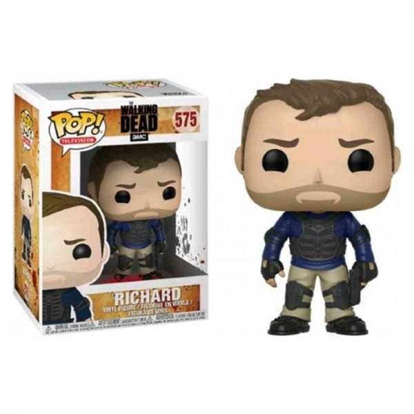 Richard Funko Pop 10 cm The Walking Dead Nº575