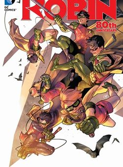 Robin 80Th Anniversary 100 Page Super Spectacular 2010s Variant Cover Yasmin Putri (March 2020)