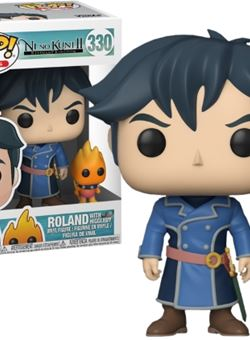 Roland with Higgledy Funko Pop 10 cm Ni No Kuni Nº330