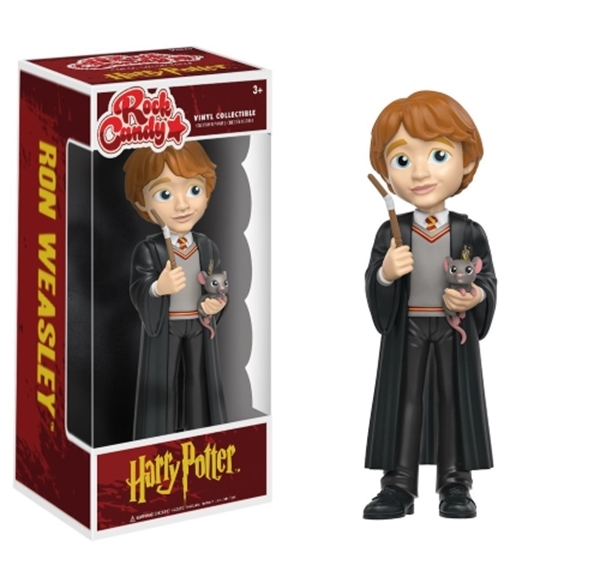 Ron Weasley Rock Candy Harry Potter 12 cm