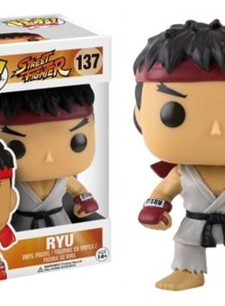Ryu Pop Vinyl Sreet Fighter