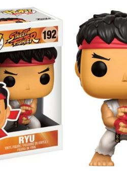 Ryu (Special Attack) Funko Pop Street Fighter 10 cm Nº 192