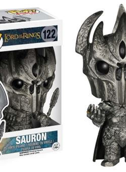 Sauron Funko Pop Lord of the Rings 10 cm Nº 122 LOTR
