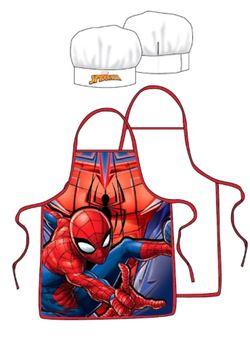 Set cocina Spiderman Marvel