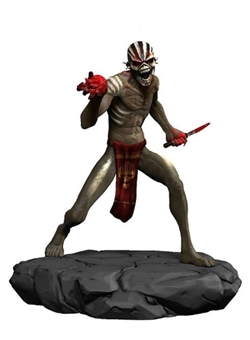 Shaman Eddie 10 cm - Iron Maiden Legacy of the Beast PVC