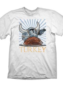 Shovel Knight Camiseta Turkey XL