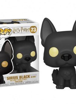 Sirius Black as Dog Funko Pop 10 cm Nº73
