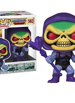 Skeletor with Battle Armor Funko Pop 10 cm Nº563 Masters of the Universe