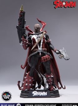 Spawn Rebirth Exclusive Variant Edition 18 cm