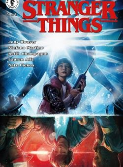 Stranger Things #1 Cover A Aleksi Briclot (September 2018)