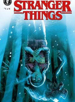 Stranger Things #1 Cover B Rafael Albuquerque (September 2018)