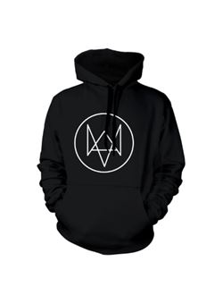 Sudadera Con Capucha Watch Dogs Logo Fox