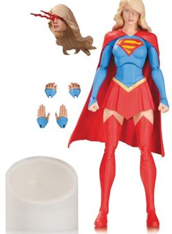 Supergirl Cómics Icons 15 cm